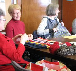 Phinney Friends Crochet Group