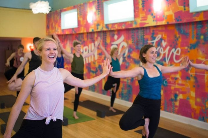 Business Spotlight: The Grinning Yogi