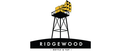 RidgeWood Bottle and Tap