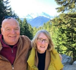 Connecting to community: Meet Randi and Dennis