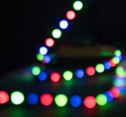 PNA receives City grant to recreate holiday lighting