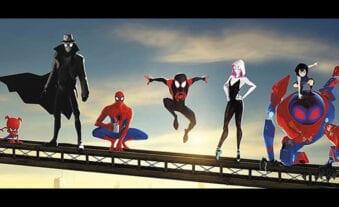 Carpool Cinema: Spider-man: Into the Spiderverse